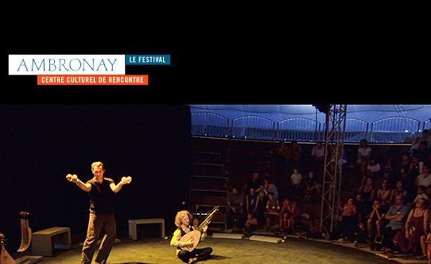 Festival Ambronay new