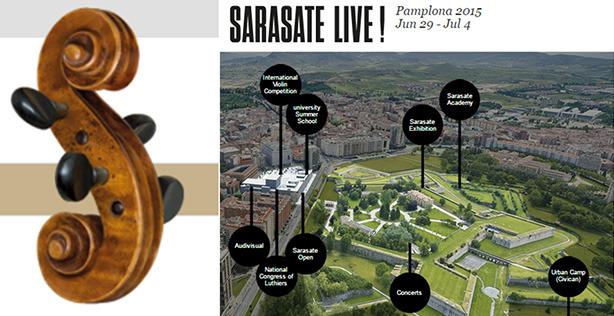 sarasate live 2015