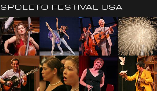 spoleto festival USA new