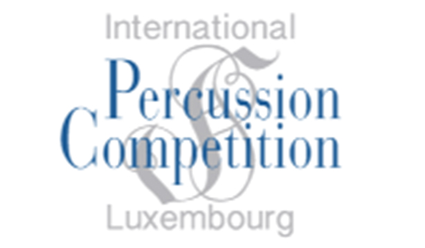 intl percussion comp luxembourg new