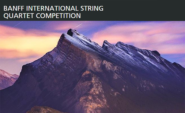 banff intl string quartet comp new
