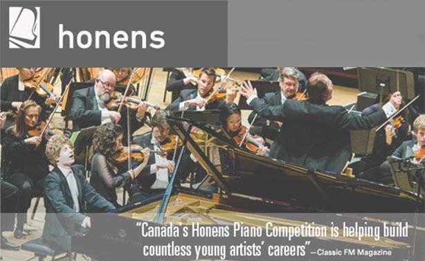 honene canada piano comp new