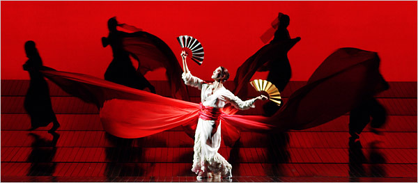 Madam Butterfly in London