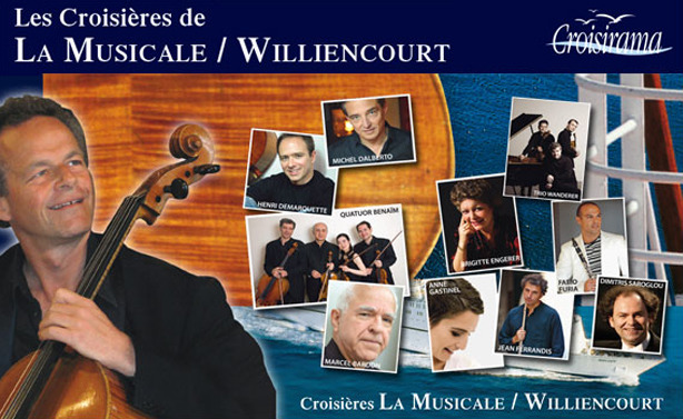 Croisière Musicale (September)