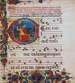 Music and the Arts in the Middle Ages