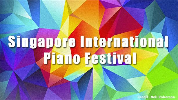 Singapore International Piano Festival new