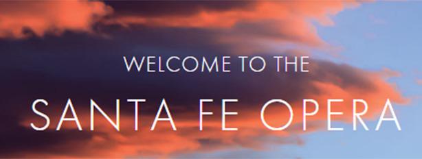santa fe opera new
