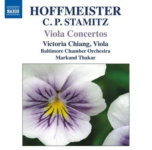Hoffmeister: Viola Concertos