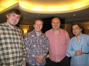 Conversation with Szymanowski Quartet