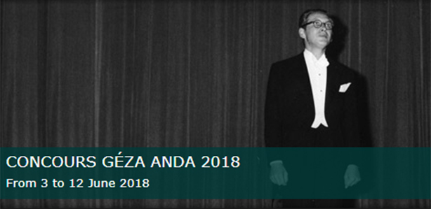 Geza Anda International Piano Competition