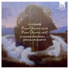 Schumann – Piano Quintet Op.44 / Piano Quartet Op.47