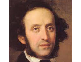 The Song of the Nightingale<br/>Felix Mendelssohn and Jenny Lind