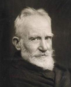 George Bernard Shaw © www.last.fm