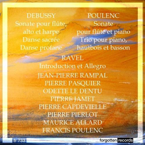 Debussy – Ravel – Poulenc