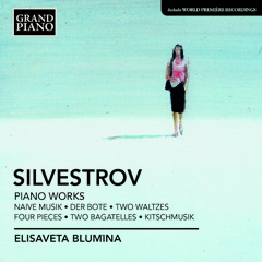 Silvestrov Piano Works