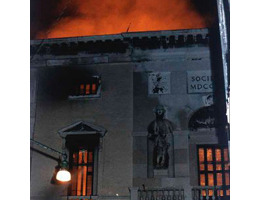 Rise of the Phoenix: La Fenice