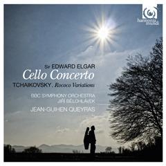 Jean-Guihen Queyras, BBC Symphony Orche... - Elgar Cello Concerto Op 85 - Tchaikovsky Variations on a Rococo Theme Op 33 - Artwork