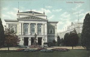 The Gewandhaus