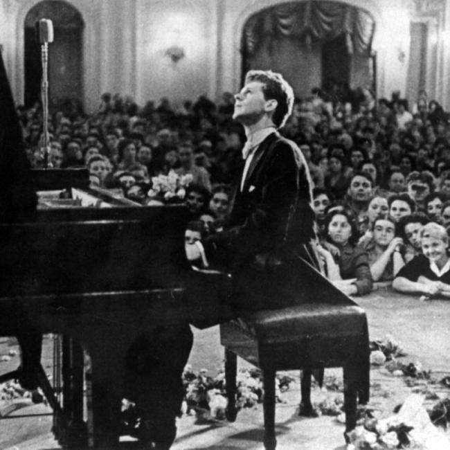 Van Cliburn Credit: Tully Potter Collection