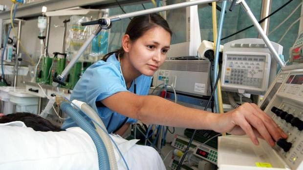 Some ICU patients are later troubled by post-traumatic stress disorder. (Alamy)