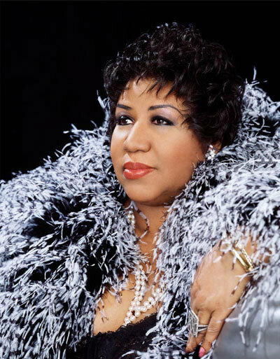 Aretha Franklin credit: William Morris Agency