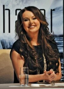 Sarah Brightman credit: starity.hu