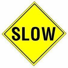 Speed I - slow