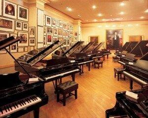 Steinway Hall London