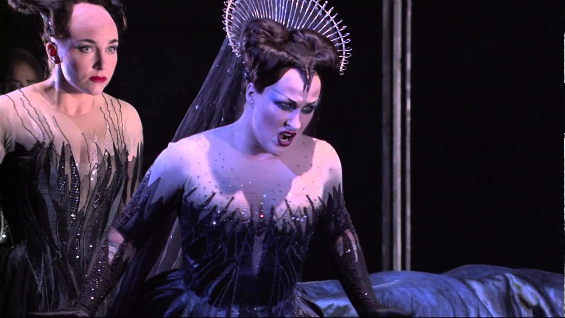 Queen of the Night (Damrau)