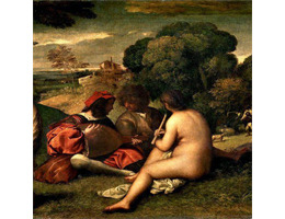 Visions of Arcadia in Music, Art and Literature I