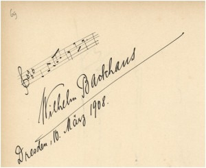music autograph 2