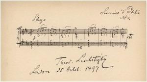 music autograph 4
