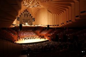 Sydney Opera House Grand Concert Hall Pipe Organ