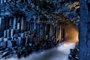 Fingal's Cave ©2009 Jim Richardson/National Geographic