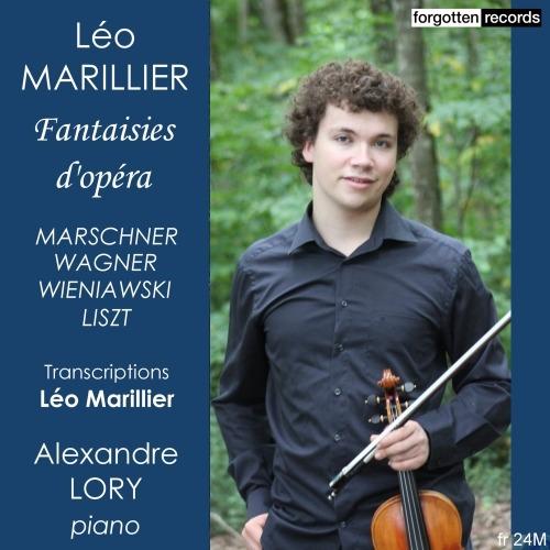 Marschner – Wagner – Wieniawski – Liszt