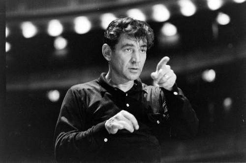 Leonard Bernstein Credit: http://userserve-ak.last.fm/