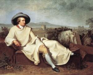 Goethe Credit: http://yovisto.blogspot.hk/