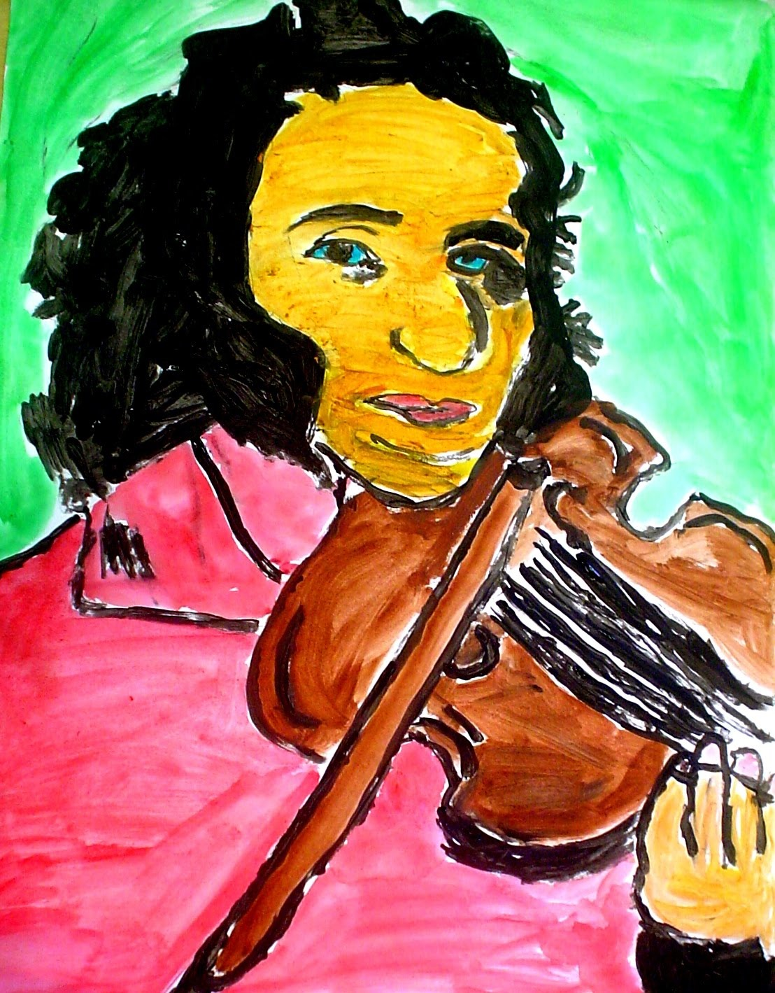 Niccolò Paganini Credit: http://eshelmanartcca.blogspot.hk/