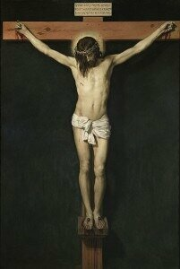Veláquez : Cristo crucificadoCredit: Wikipedia