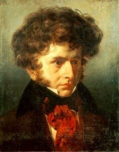 Émile Signol: The Young Hector Berlioz (1832)