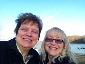 Jorja and Janet