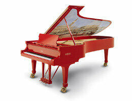 Fazioli: The Ferrari among Pianos