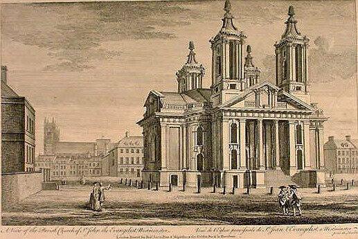 St. John's, Smith SquareCredit: Wikipedia