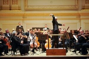 Carnegie Hall : Me and Osmo