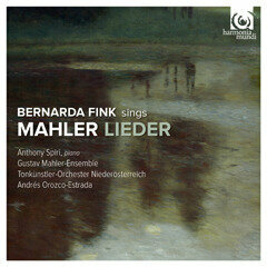 Bernarda Fink - Mahler Lieder - Artwork