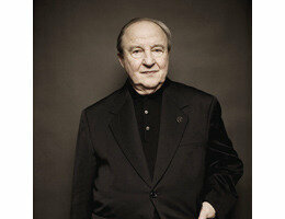 In touch with Menahem Pressler