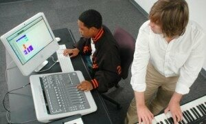 Technical skills can set music graduates apart and lead to a diverse range of jobs. Photograph: Alamy
