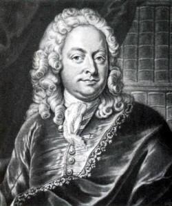 Johann MatthesonCredit: de.wikipedia.org