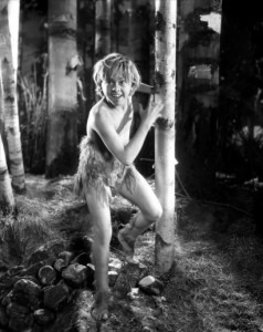 Mickey Rooney as Puck in A Midsummer Night's Dream