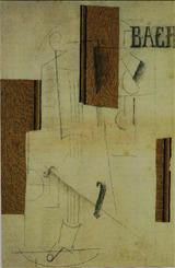 Still Life Bach - 1912
